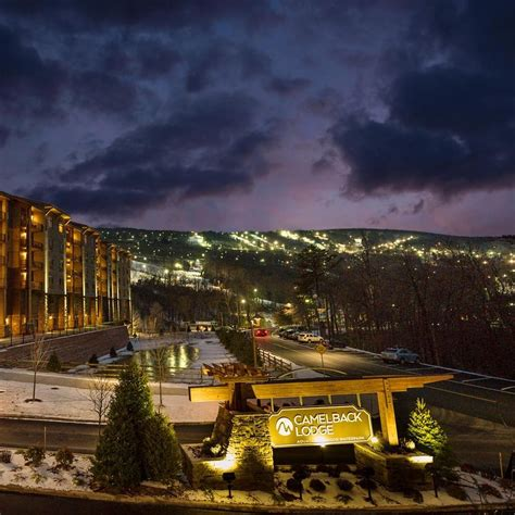 tannersville poconos camelback lodge and indoor waterpark is the only poconos