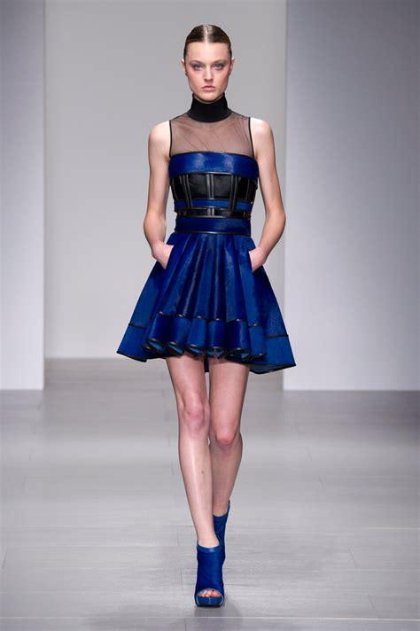 Kisa Fashion Week by David Koma Autumn Winter 2014 Collection