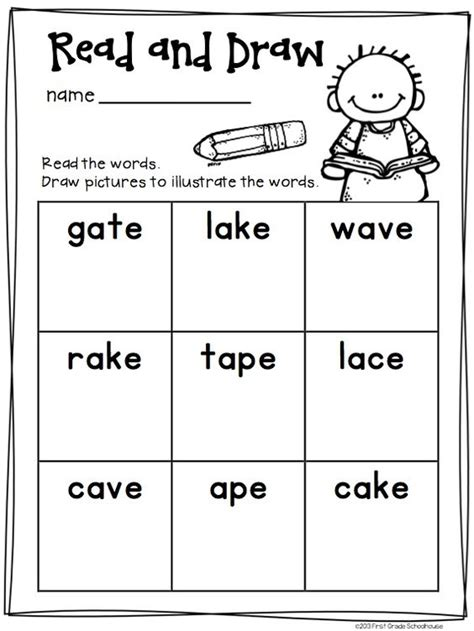 Cvce Worksheets by A Word Work In The Classroom Vowels And Ell