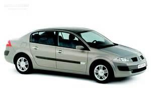 Renault Megane 2006 Sedan Renault Megane Sedan 2003 2004 2005 2006 Autoevolution