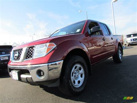Nissan Frontier Se by 2007 Brawn Nissan Frontier Se Crew Cab 4x4 59416097