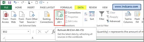 Template Fixed Press Ctrl F5 by 5 Things To Before Using Excel Templates With Pivot