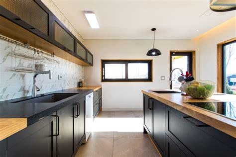blue modern wooden kitchen designs 42 modern kitchen design ideas photos