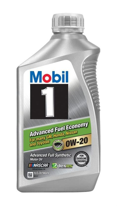 ebay motors mobile mobil 1 motor grade 1 synthetic 0w20 1 qt each ebay