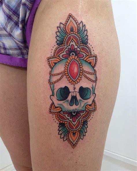 imagenes de calaveras femeninas calavera tatuajes para mujeres