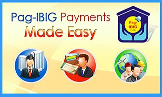 pag ibig housing loan payment pag ibig housing loan payments made easy