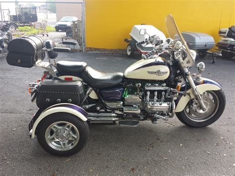 Honda Trike Motorcycles For Sale Review About Motors 2002 Honda Valkyrie Trike Motorcycles
