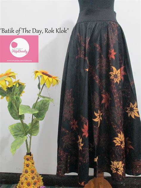 Rok Maxi Rok Panjang Bawahan jual rok batik rok panjang batik rok klok maxi skirt
