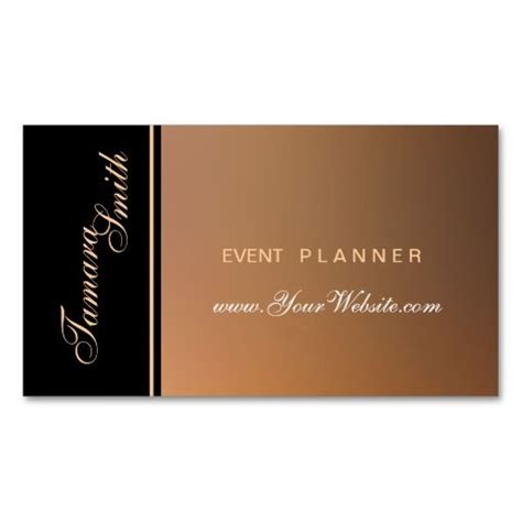 planning business cards templates 1000 images about event planner business card templates