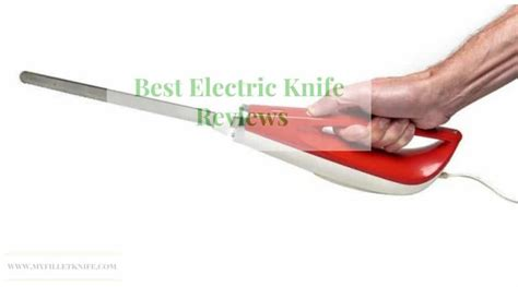 best electric fillet knife reviews in january 2018 top