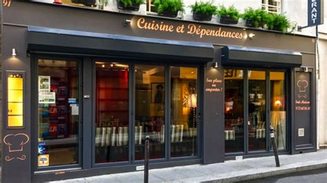 cuisine et dependances cuisine et d 233 pendances in restaurant reviews menu