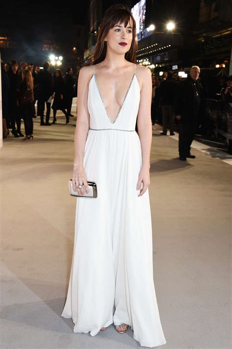 fifty shades of grey film premiere london dakota johnson fifty shades of grey uk premiere 01