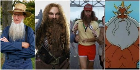 costume ideas  dudes  beards  ultimate resource