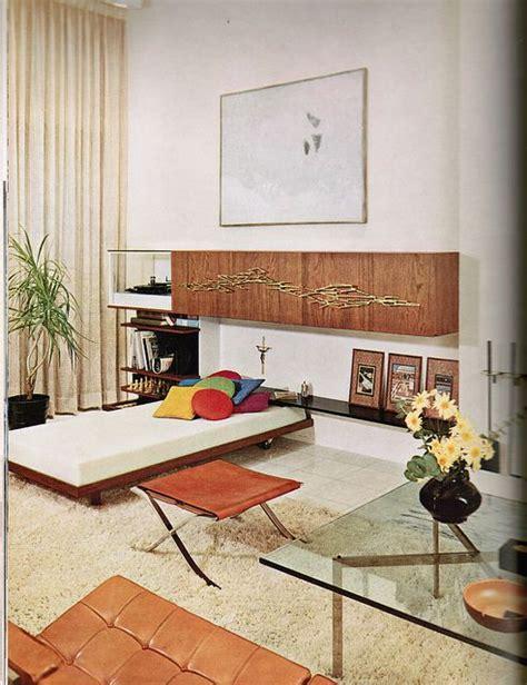 modern vintage interior design bonjourlife 287 best images about 60s interiors on pinterest