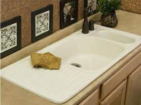 Stone Kitchen Backsplash farmhouse drainboard sinks retro renovation