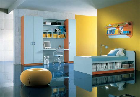 blue and yellow bedroom ideas colourful kid s bedroom designs best home ideas