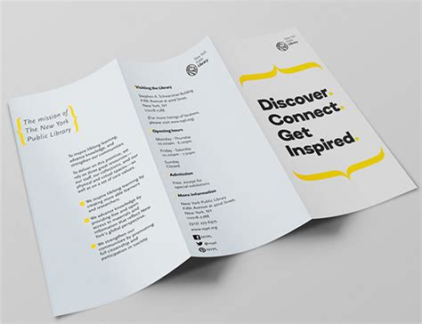 20 library brochure templates free psd sle design
