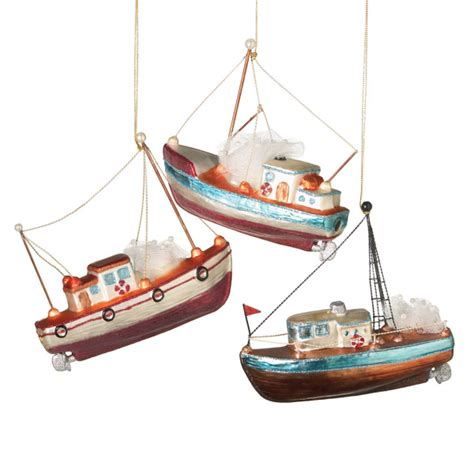 boat ornaments