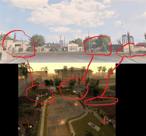 gta 5 cj house is this gta sa s grove street in grand theft auto 5
