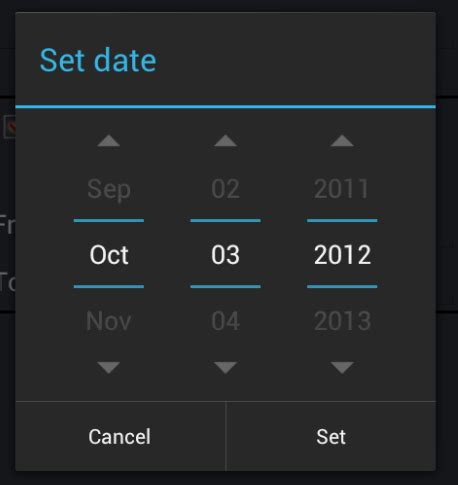 android date picker java android how to change the color of the datepicker divider stack overflow