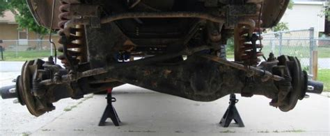 ford ranger dana  dana  front  axle