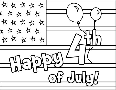 imageslist com independence day usa for coloring part 1