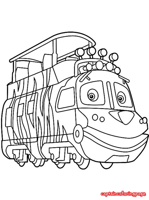 chuggington coloring pages chuggington coloring pages free coloring page