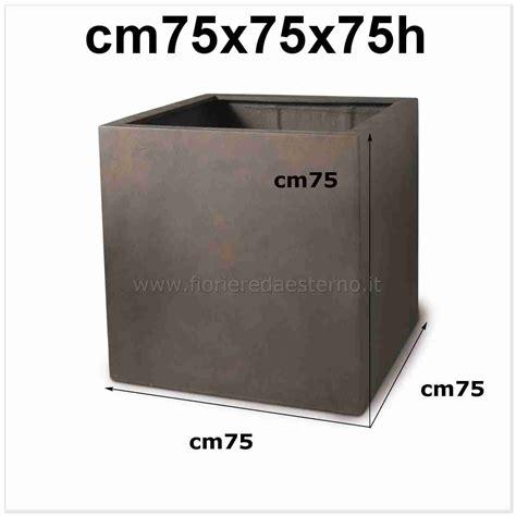 vasi in argilla vasi moderni 43910613 in fibra argilla vasi quadrati