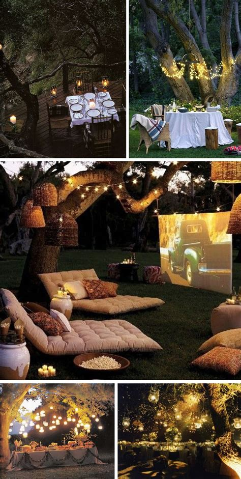 backyard cing party ideas best 25 outdoor movie party ideas on pinterest backyard
