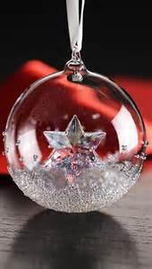 swarovski swarovski 2014 christmas ball ornament 5059023
