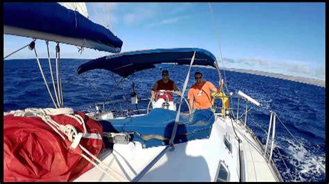 sail charter hawaii bareboat sailing hawaii 2014 youtube