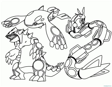 pokemon coloring pages groudon and kyogre legendary pokemon giratina coloring pages coloring pages