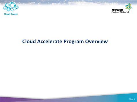 Cloud Partner Program | cloud partner program 1