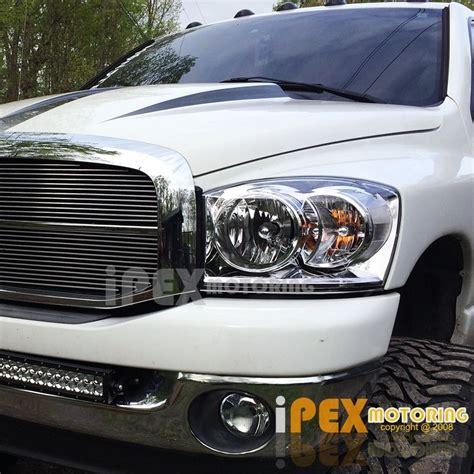 new for all 2006 2007 2008 dodge ram 1500 2500 3500 chrome