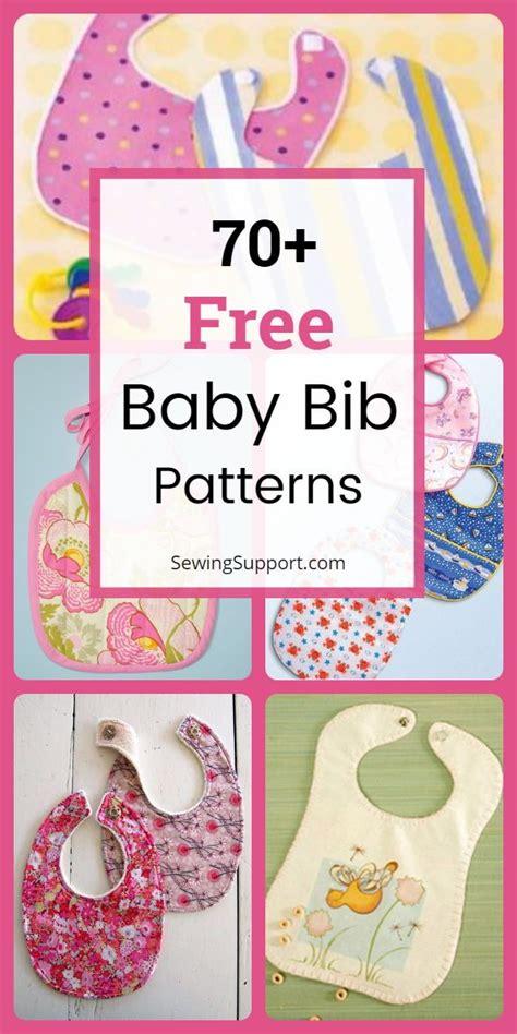 baby bib patterns baby bibs patterns diy baby