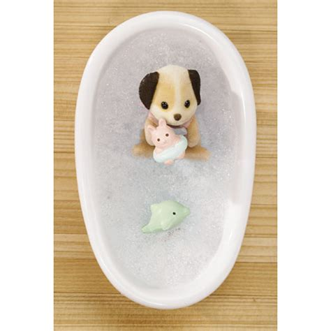 calico critters bathroom international playthings cc2480 deluxe bathroom set
