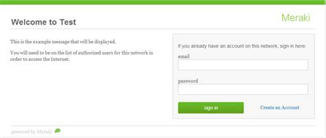 splash page template customizing the splash page cisco meraki