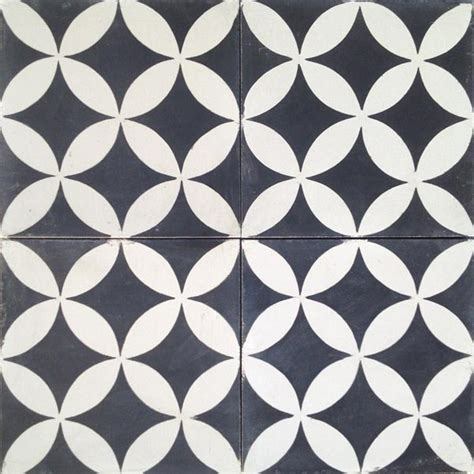 graphic ceramic tile 10 easy pieces handmade patterned tiles remodelista