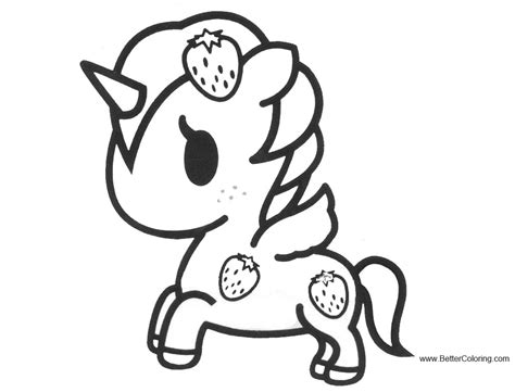 tokidoki coloring pages tokidoki coloring pages unicorn ruby free printable