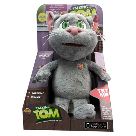 T Shirt My Talking Tom talking tom animated plush traditional gifts zavvi us