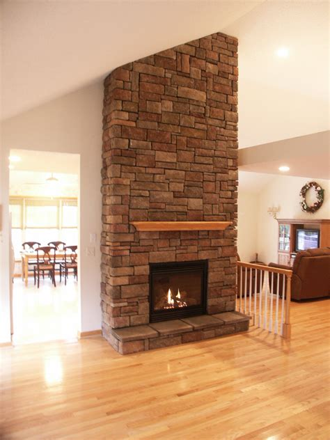 stone fireplace wall interior design a new gas beautiful fireplaces stone