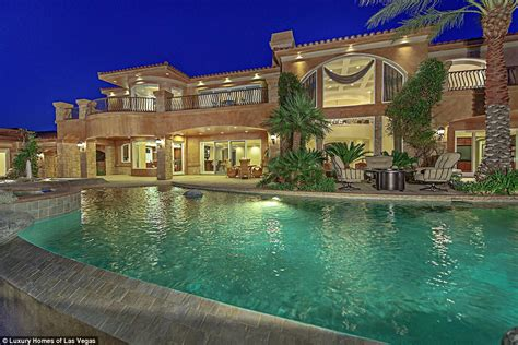 Mike Tyson House by Mike Tyson Is Selling His Las Vegas Home After Moving Into