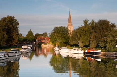 thames river towns things to do in abingdon