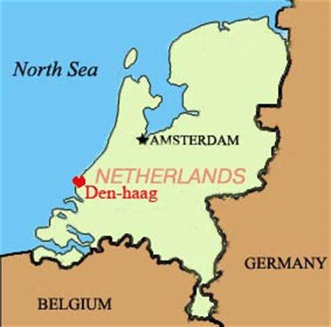 netherlands map den haag pin map denhaagjpg on