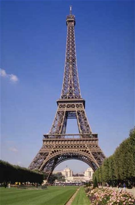 home of the eifell tower paris eiffel tower kids encyclopedia children s