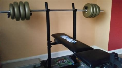 york 6605 bench york 6605 workout bench and weights for sale in kimmage