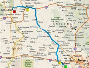 where is bullhead city arizona map reflections from the fence the trip the encore the maps