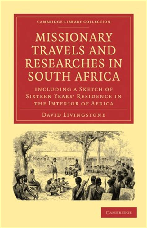 travels and researches in south africa read