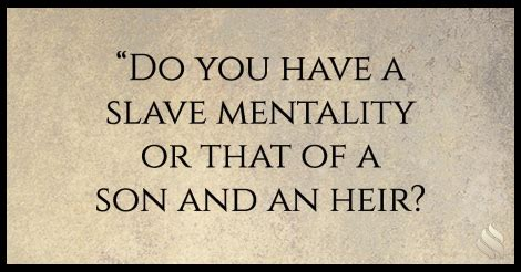 do you have victim mentality what to do about it do you have a slave mentality impact ministries