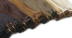 Haarverlängerung by Haarverl 195 164 Ngerung Mit Tressen Echthaar